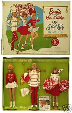 On Parade Gift set