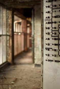 on the way out. by stevenbley, via Flickr