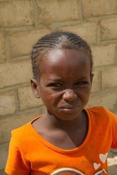 Photo by Ivana Piskáčková African Children, Portraits, Female, Women, African Kids, Head Shots, Children In Africa, Portrait Photography, African Babies