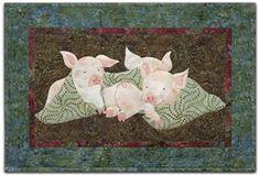 Pigs in a Blanket by McKenna Ryan