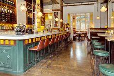 Restaurant & Bar Design Awards Shortlist 2015: London Restaurant…