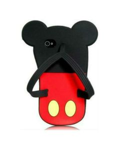 FUNDAS IPHONE CHANCLAS DISNEY