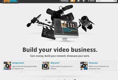 企業と映像クリエイターの新しいマッチングサービス、Poptent