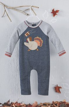 26b0d19e9a33 The perfect Thanksgiving Day outfit for baby boy