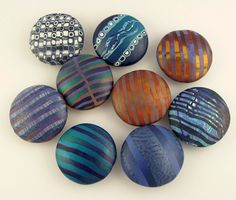 I could pin just about everything from Janice Abarbanel.  These in particular are yummy.