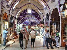 Grote Bazaar - Istanbul