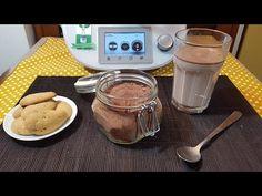 Preparato per il latte tipo nesquik bimby per TM5 e TM31 - YouTube