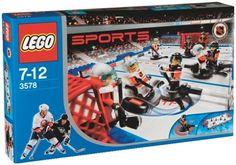 LEGO SPORTS Hockey 3578 - NHL Hockeystadion