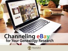 Channeling eBay for Your Genealogy Research
