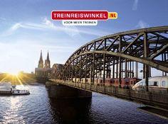 De lente is begonnen! Wil jij de lente vieren in Berlijn, Keulen of Parijs? Treintickets naar deze steden kun je tegenwoordig steeds vaker zelf rechtstreeks online boeken op onze site. Check 't overzicht van alle mogelijkheden op http://treinre.is/101Sq62