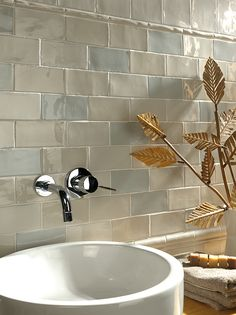 Chic Craquele Dark White   Love These Tiles, Recently Purchased For Our  Bathroom Fliesen Küche