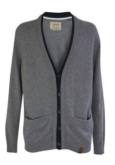Esprit for Men Otoño Invierno 2013 #Men #Casual #JockeyPlaza #Fashion #Cardigan #Trends