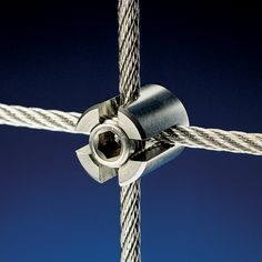 INOX LINE (Inno.fi) Stainless steel wire rope products and connectors for an…