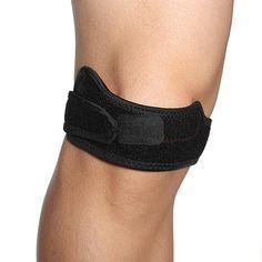 4e101d9667 Adjustable Sports Gym Knee Brace Patella Protective Strap How To Strengthen  Knees, Knee Brace,