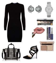 """Untitled #37"" by busrasencob on Polyvore featuring Anne Michelle, 3.1 Phillip Lim, Michael Kors, Bobbi Brown Cosmetics, Estée Lauder, Charlotte Tilbury and Polo Ralph Lauren"