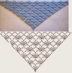 Patterns and motifs: Crocheted motif no. 493