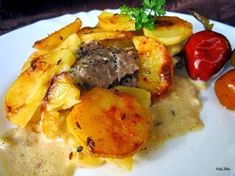 Pot Roast, Chicken, Meat, Cooking, Ethnic Recipes, Label, Search, Red Peppers, Baking Center