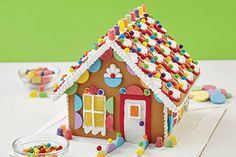 Building Gingerbread Houses Date: Saturday, December 5 Time: 1:00 pm - 4:00 pm Cost: Buy the kit, supplies included Seasons and Celebrations