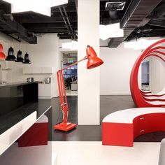 leo burnett office moscow. Leo Burnett Moscow. Photo Credit: Alexey Knyasev Bit.ly/1RZe49l | Spaces Pinterest Moscow, Architects And Futuristic Interior Office Moscow