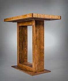Fancy | Mosaic Wood Table