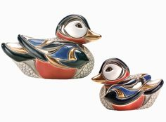 :: De Rosa Collections Wild Duck Family