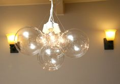 DIY Bubble Ball Chandelier ~ Swing-n-Cocoa - DIY Show Off ™ - DIY Decorating and Home Improvement Blog | DIY Show Off ™ - DIY Decorating and Home Improvement Blog