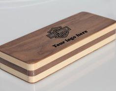 Astuccio personalizzato di legno Astuccio di legno