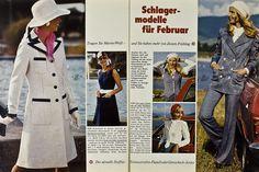Burda Moden 02.1972 in Libros, revistas y cómics, Revistas, Moda y estilo de vida | eBay