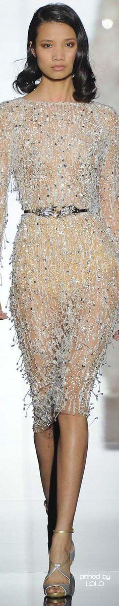 Zuhair Murad Spring 2015 Couture | LOLO