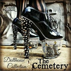 The Cemetery Shoe