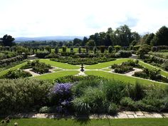 Hestercombe, somerset - designed by Gertrude Jekyll and Edwin Lutyens - gardens of a Golden Afternoon.