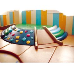 preschool activity center Inspiration for a future DIY (or more accurately Do-It-With a lot of your Dad's Help!)
