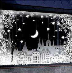 Оформите свои новогодние витрины уже сейчас! Создайте настроение и волшебство в своем магазине! Ждем ваших заявок по номеру 87017101060 / 298016 #колорит #рекламноеагентствоколорит #рекламноеагентствоатырау #оформлениеатырау #новогоднееоформление