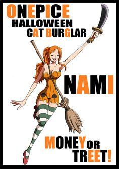 Hallowen - Nami - Online One Piece