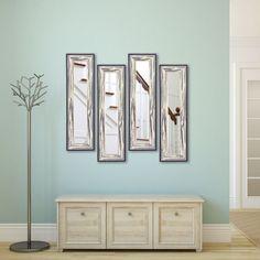 Rayne Mirrors Molly Dawn Rustic Seaside Wall Mirror - P40/4-20 S3