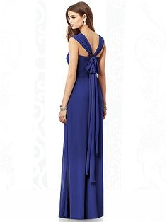Dessy Collection Bridesmaids Style 6693 http://www.dessy.com/dresses/bridesmaid/6693/
