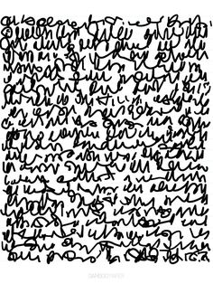 Image result for asemic writing