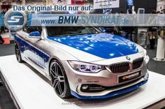 Essen Motor Show 2013: BMW 4er 428i Coupé (F32) bei TUNE IT! SAFE!