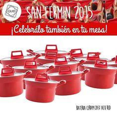 A San Fermín pedimos...que todos los que estáis en #Pamplona hoy disfrutéis de este día!!