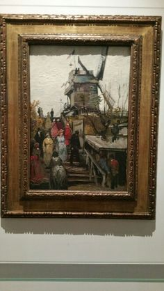 Van Gogh.  Tijdelijke tentoonstelling dwdd
