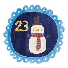 Day 23 ☃ #art #artlicensing #advent #adventcalendar #christmas #crimbo #festive #christmascountdown #graphicdesign #holiday #illustrate #illustration #illustrator #kids #wooly #character #painting #ink #gouache #watercolor #fun #surfacedesign #surfacepattern #december #stationery #wallart #reindeer #snowman