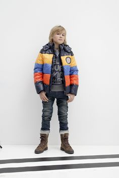 Tumble'n Dry Look | Fashion Kids
