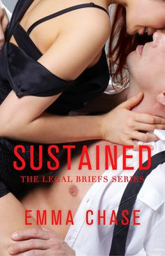Fangirl Moments And My Two Cents: SUSTAINED by EMMA CHASE Cover Reveal