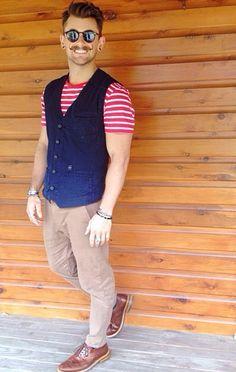 Moda masculina para el abiertamente #hipster
