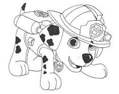 Image result for planse colorat eroi in pijamale Paw Patrol Coloring Pages, Coloring Pages For Kids, Pup, Disney Characters, Fictional Characters, Snoopy, Dogs, Print Coloring Pages, Buen Dia