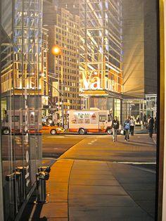 The Ice Cream Truck by Richard Estes