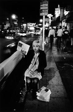 Dennis Stock  1968 Sunset Boulevard