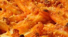 pasta al forno alla catanese