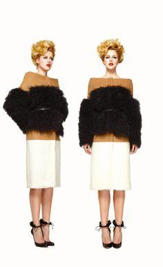 Classic Looks, Fur Coat, Jackets, Design, Fashion, Classy Looks, Down Jackets, Moda, Fashion Styles