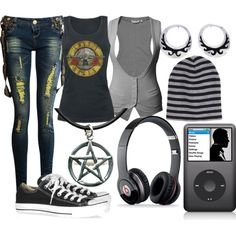 """""""Untitled #341"""" by littlemisstoxin on Polyvore"""